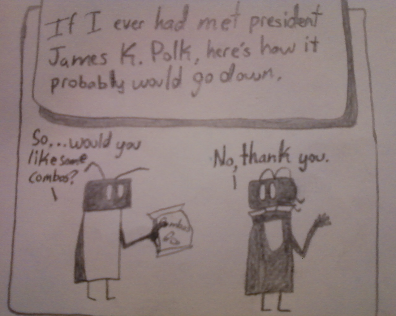 Bug & James Polk