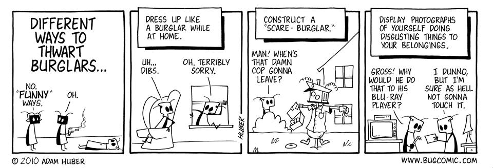 Burglar Beatdown