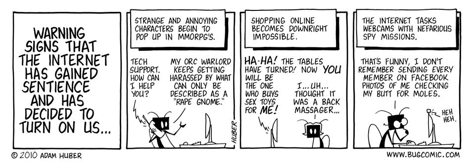 Skynet – Phase 1