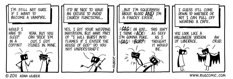 Vampire Enquire