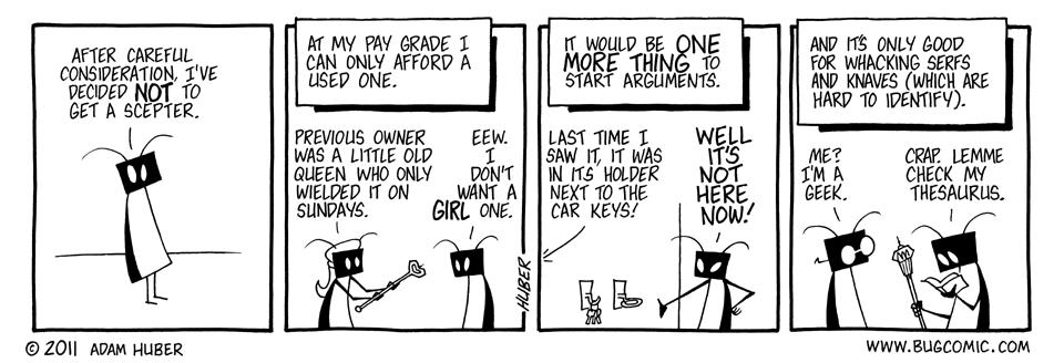 Scepter Objector