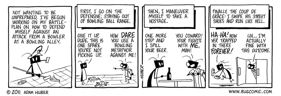 Battling Bowlers