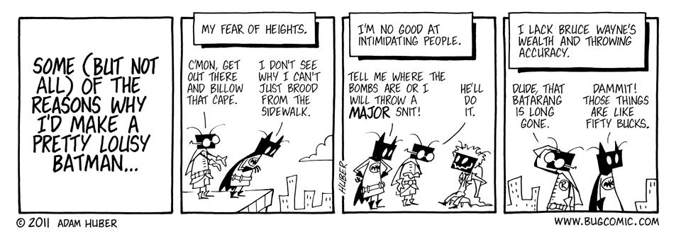 I'm Batbug