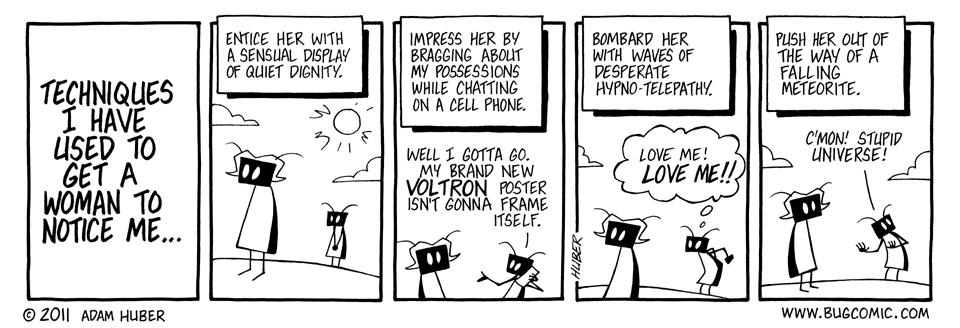Mating Calls