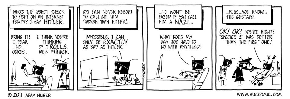 World Flame War II