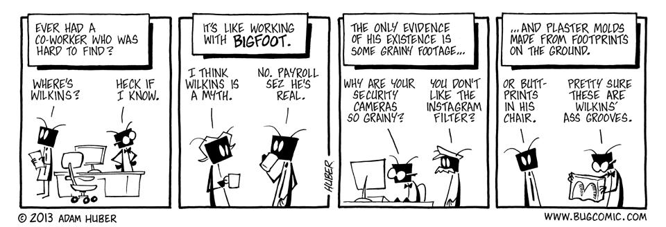 The Abominable Employee