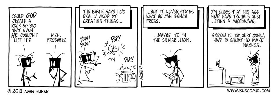 Biblical Brain-Teaser