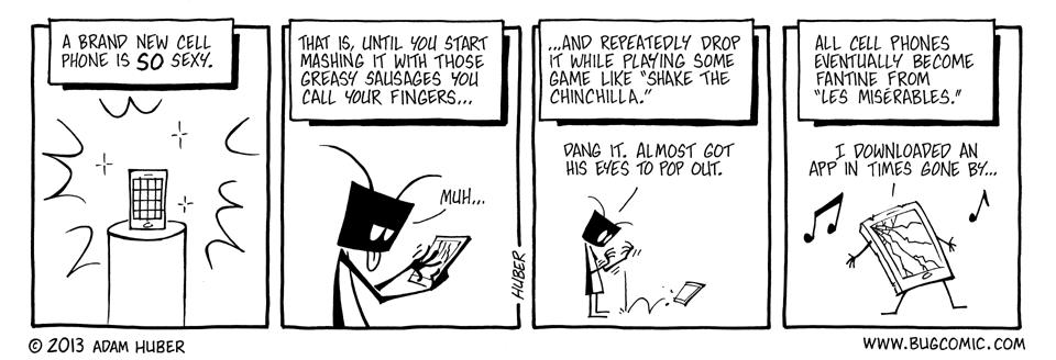 Smart Phone / Dumb User