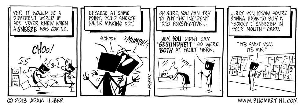 Grand Mal Sneezure