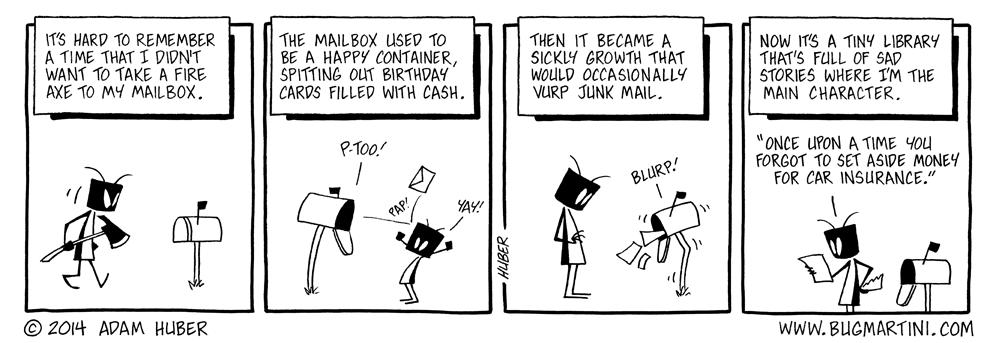 PO'ed Box