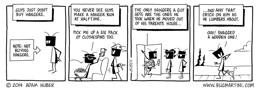 Hanger-on
