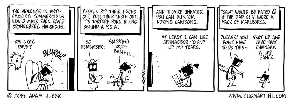 Smoke and Mirrors and Carnage