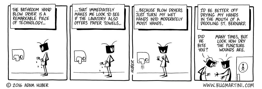 Blow Dryers Blow