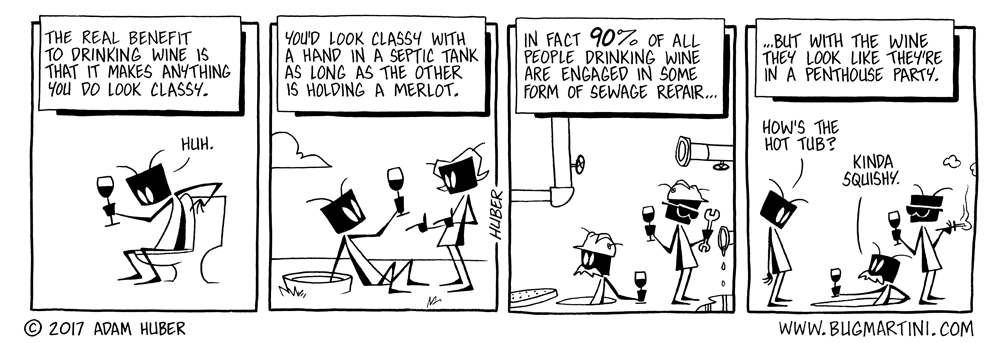 The Elegance of Wine