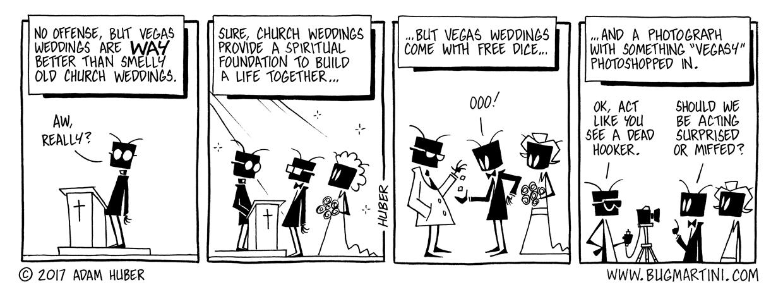 Viva Las Matrimony