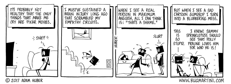 A Bug's Strife