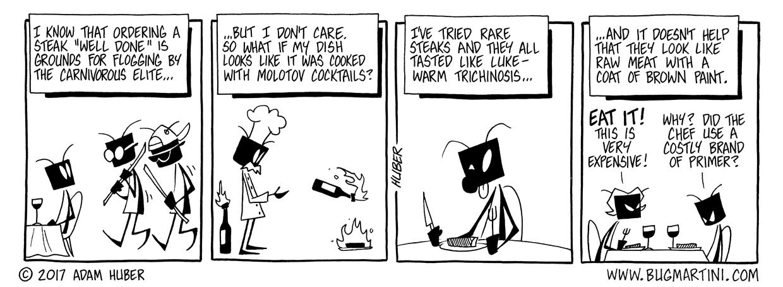 Burn at the Steak