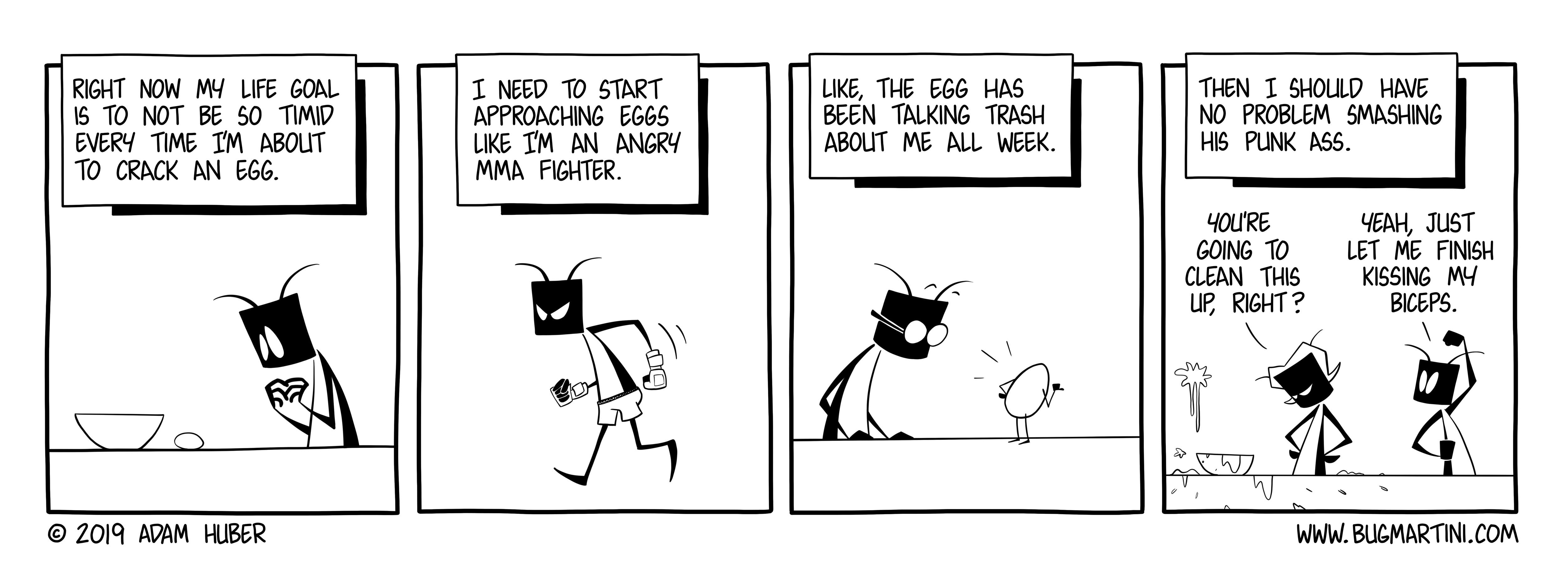 I Egg Your Pardon