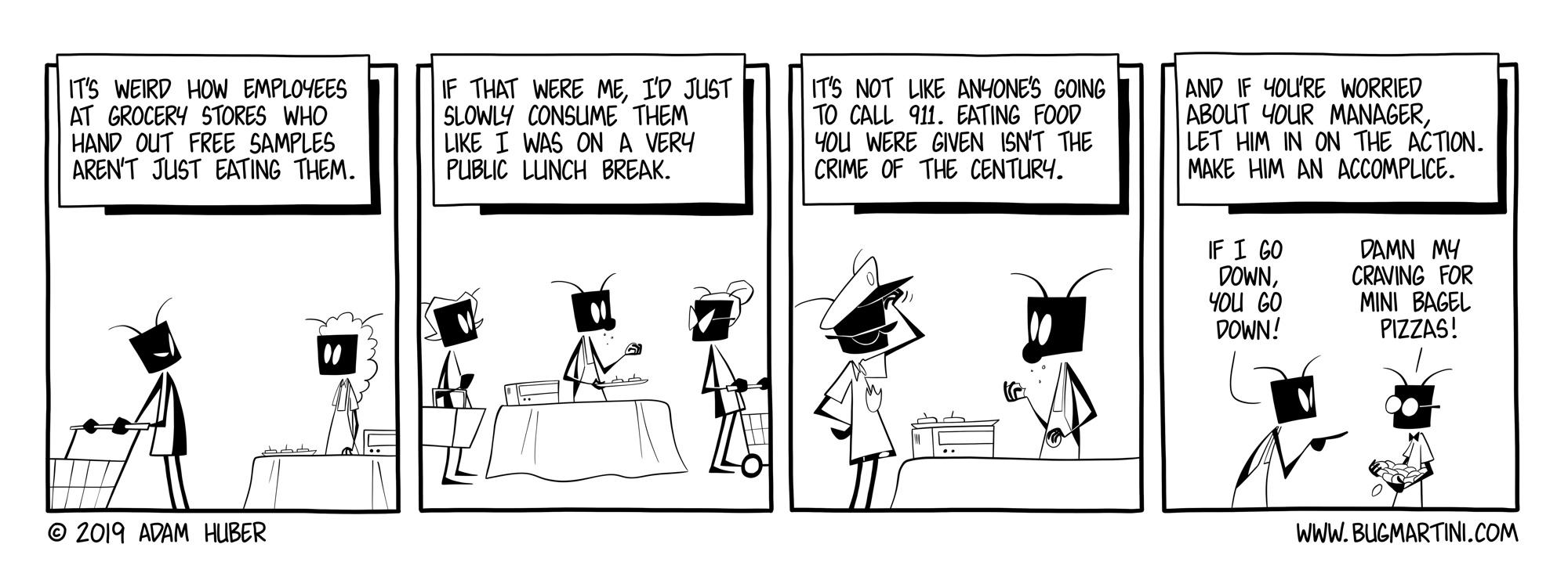 Foodstore Cowboy