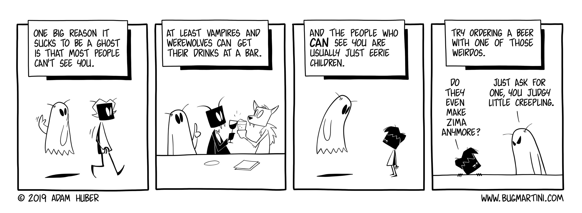 Ghosts Blow – Part 2